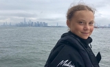 Greta Thunberg à New York