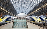 Eurostar Anniversaire Londres Paris Amsterdam train