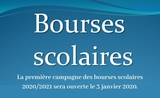 bourses scolaires 2020/21Liban beyrouth consulat