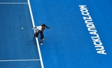 serena williams auckland asb classic
