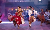 ram leela bollywood dance colours