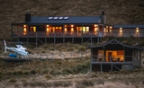 Minaret Lodge hélico nz