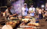 brochette-barbecue-chine-shanghai-street-food