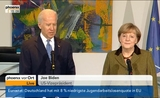 Joe Biden Angela Merkel