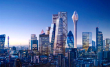 Tulip Tower Architecture Londres Foster+Partners Peter Murray