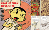 Charlie Chan Hock Chye BD Singapour Sonny Liew, The Art of Charlie Chan Hock Chye, comics. Pingprisen Awards