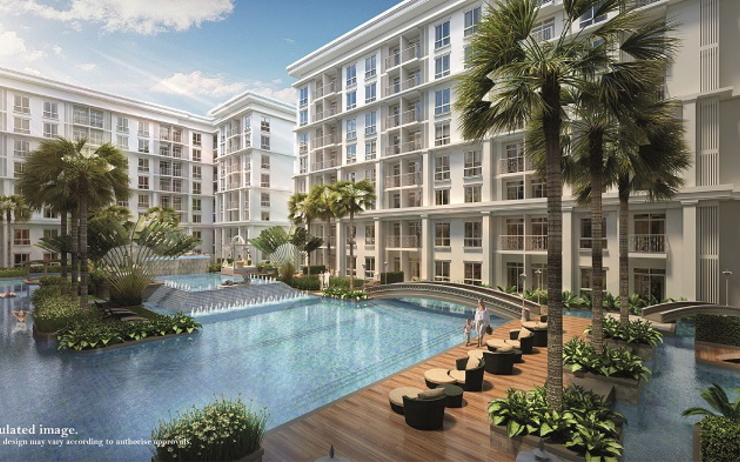 Pattaya-Appartements-Low-Rise-Immeuble
