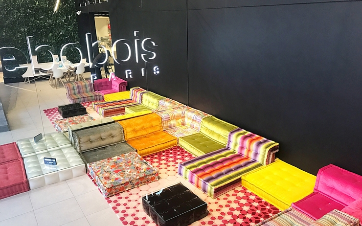 roche bobois le go t de l art et du beau johannesburg. Black Bedroom Furniture Sets. Home Design Ideas