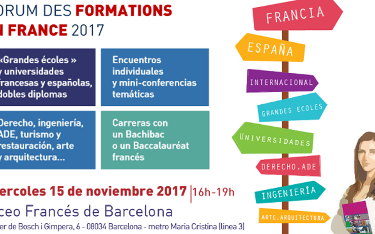 forum des formations barcelone