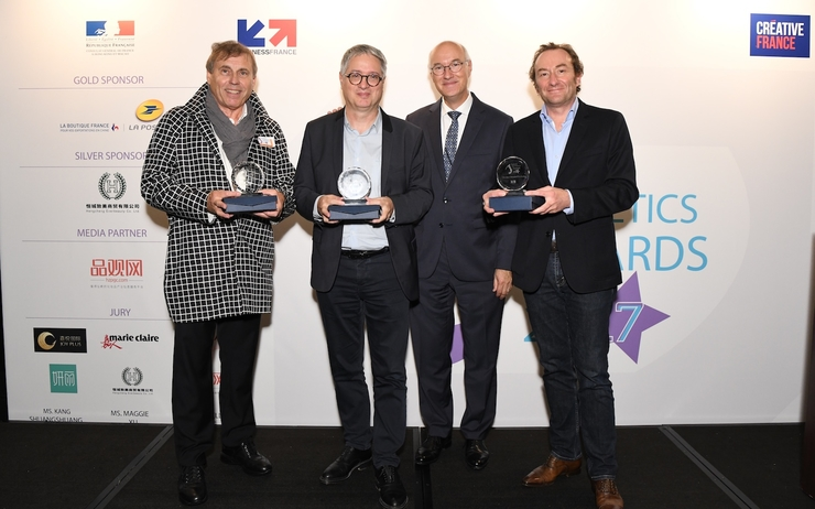 French Cosmetics Awards 2017 winners