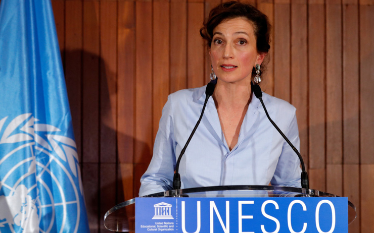 audrey-azoulay-directrice-unesco