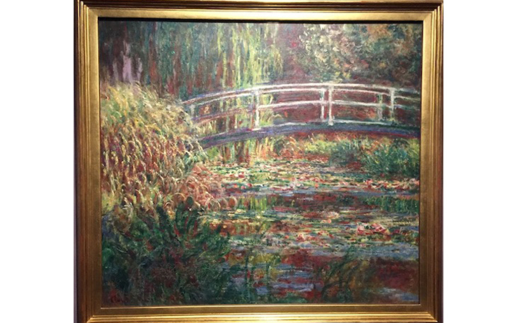 Monet Impressionnistes Orsay Singapour National Gallery