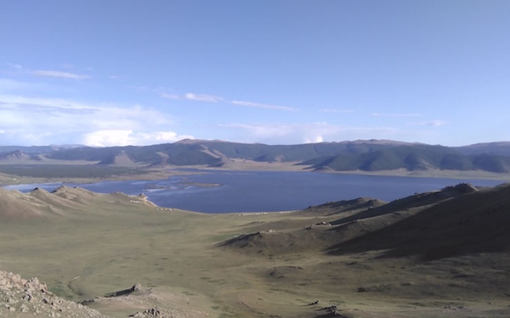 Mongolie - White lake nomades, tourisme