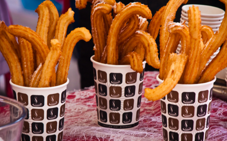 churros barcelone