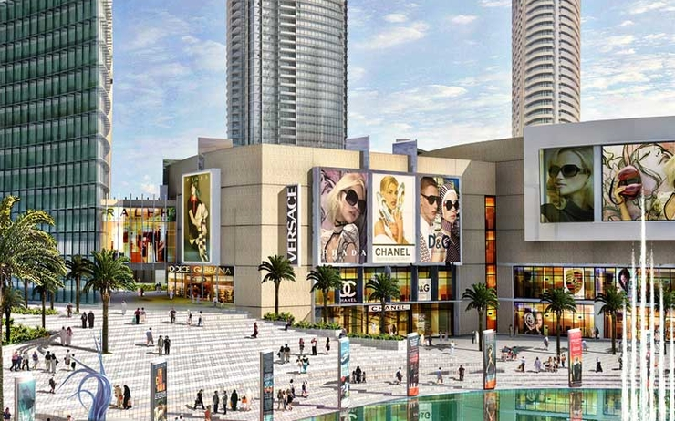 Dubai-Mall-extension-ouverture