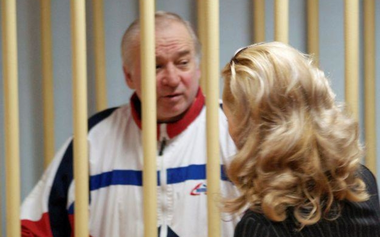 Sergueï Skripal en 2006. Photo : Reuters
