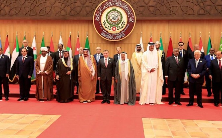 Jordan arab league summit