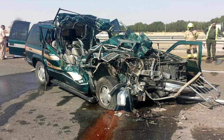 Dubai-amendes-photos-accidents-routiers-réseaux-sociaux-interdiction
