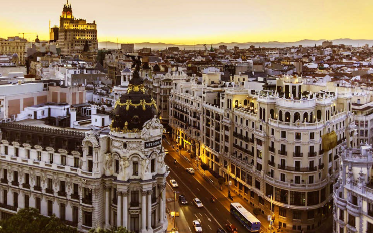 expatriation madrid