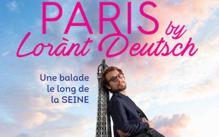Lorant Deutsch Paris Spectacle Singapour Tournée