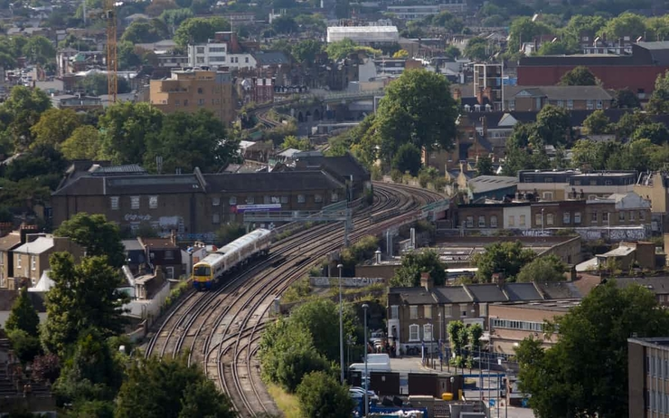 Londres - London - Loughborough Junction - Railway - 3 - people - killed