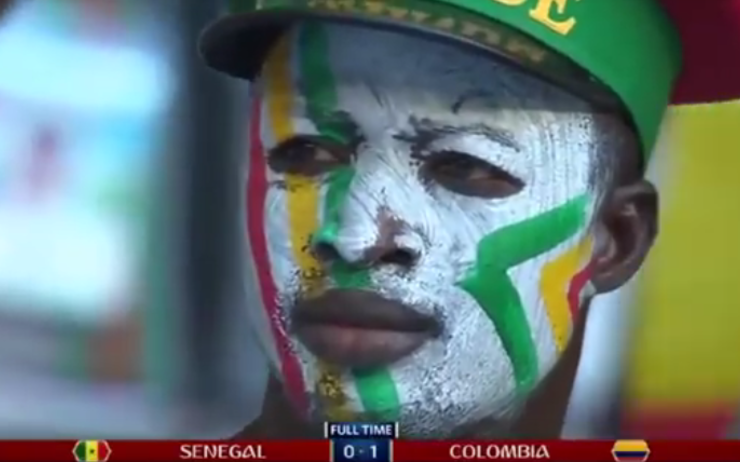 Coupe du Monde - Sénégal fair-play