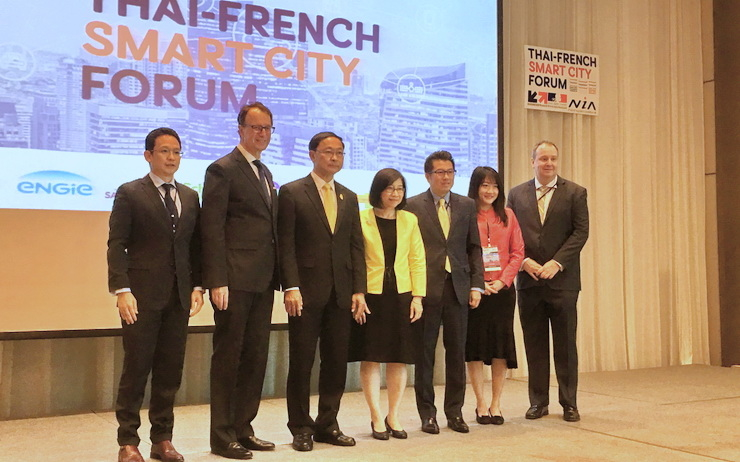 Thai-French Smart City Forum