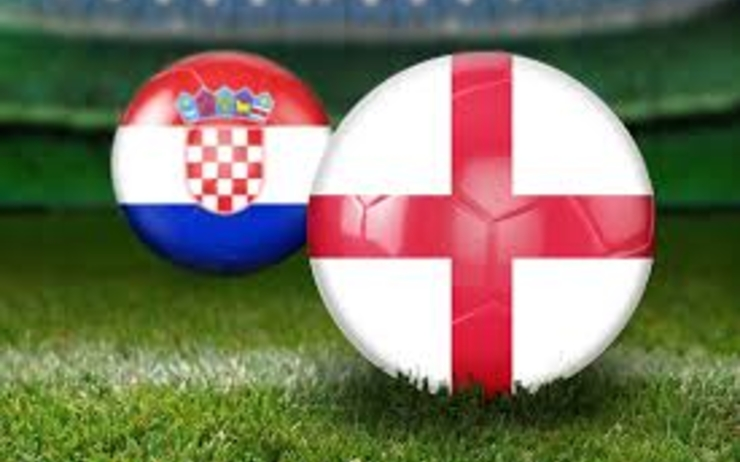 Angleterre - croatie - foot - coupe du monde - Russie - football - demi finale - londres - match