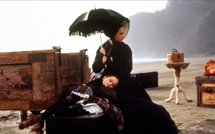 the-piano Jane Campion 1993 Ada MacGrath Nouvelle Zélande Film palme d'or