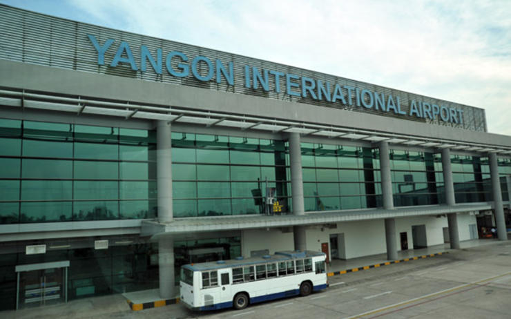 Aeroport International de Yangon