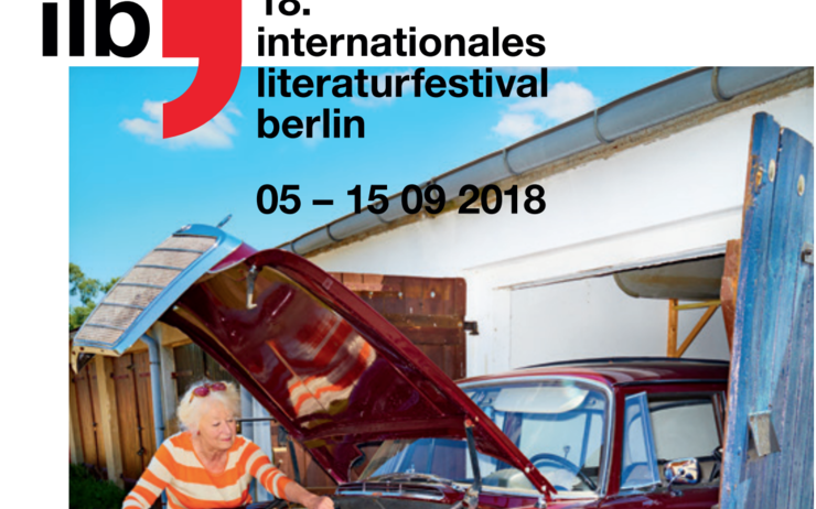 ILB Litterature Festival Berlin 2018