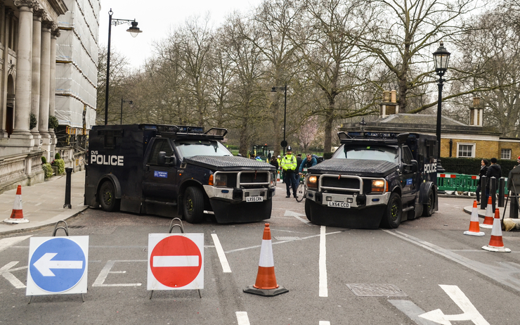 car - attack - westminster - police