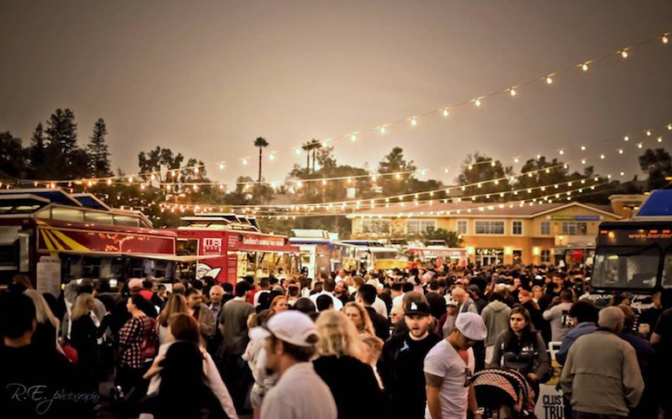 Agenda des sorties food truck music septembre