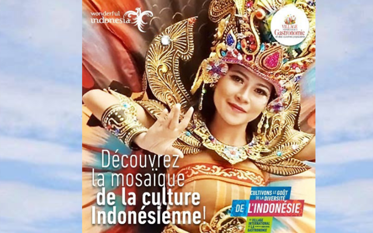 Indonesie Festival Gastronomie Village International Paris