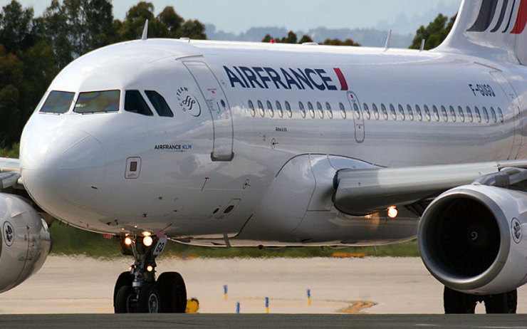 air france bilbao