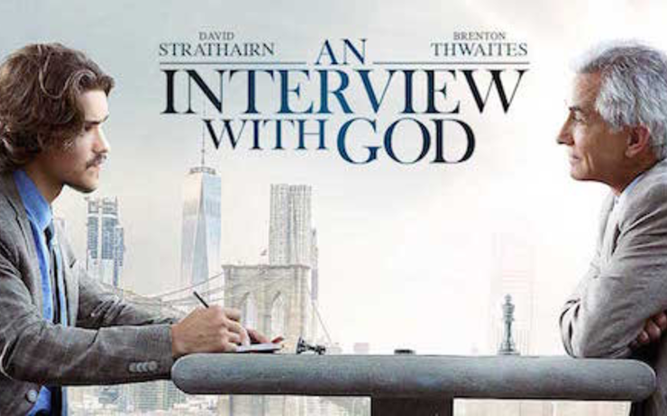 An Interview with God cinema australie
