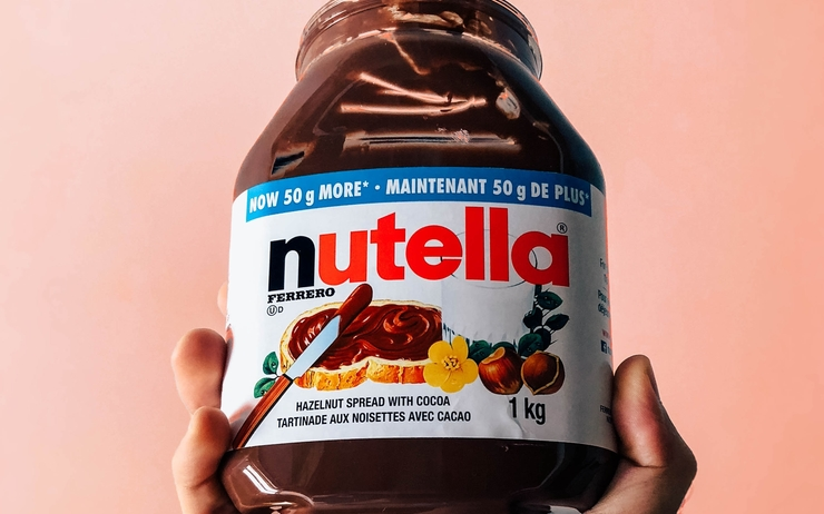 nutella ferrero australie new south wales noisette investissement