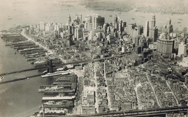 New York 100 ans