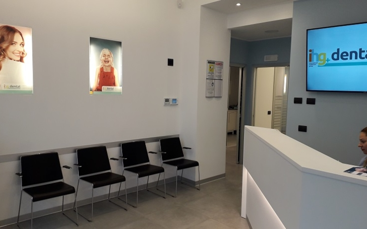 Dentiste milan IGH Dental