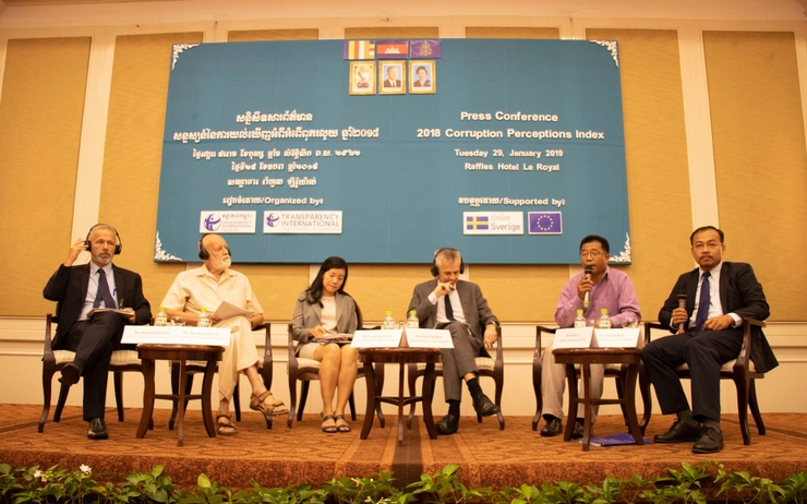 conf presse transparency international cambodge