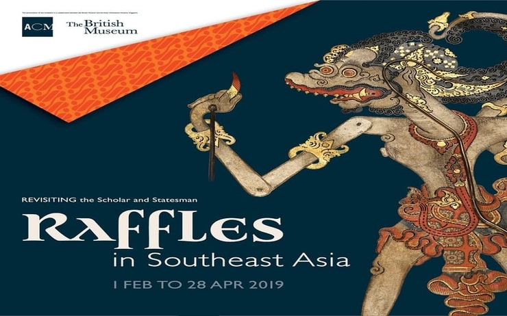 Raffles, Southeast Asia, Asian Civilisation Museum, Singapour