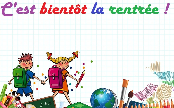 Calendrier Rentree Scolaire 2019.Le Calendrier Scolaire 2019 Lepetitjournal Com