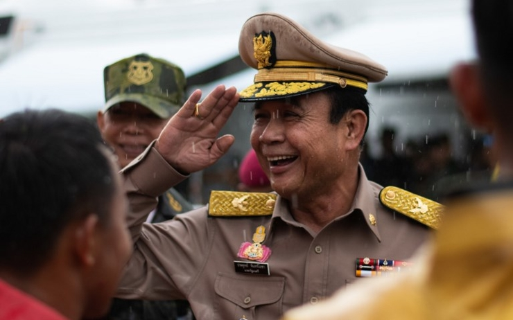 Prayut Chanocha