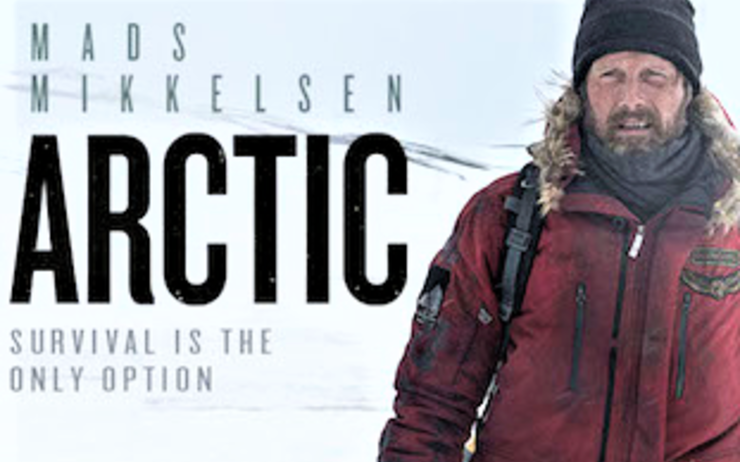 arctic cinema survival movie australie