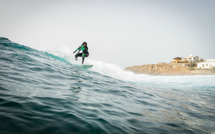 Local Surfer Project Senegali Dakar Waves Surf