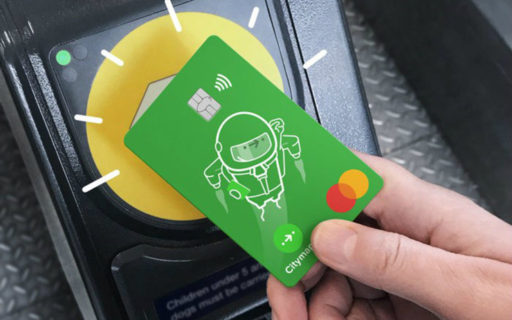 Citymapper Pass Londres Transports Oyster card