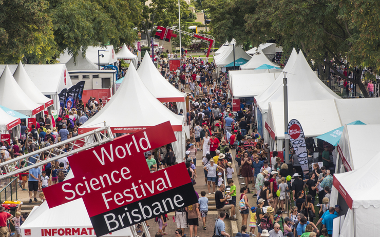 World Science Festival Brisbane South Bank