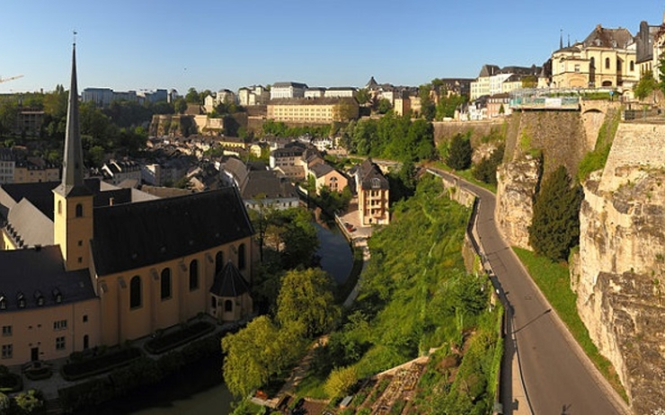 Luxembourg guide pratique expatriés Just arrived