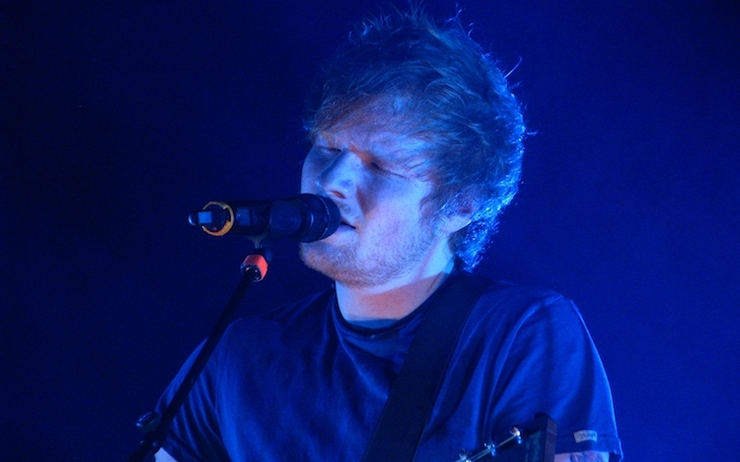 Ed Sheeran ouverture bar restaurant concerts Londres Portobello Road