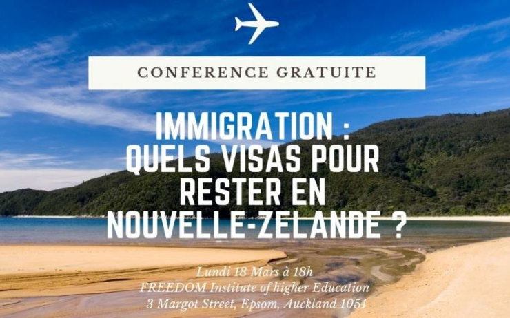 Event Nouvelle-Zélande New-Zealand